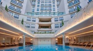 hotel arcadia istanbul site two