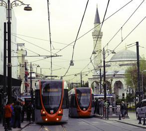 Sultanahmet Tramstop